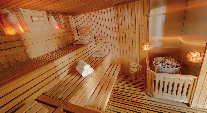 finnische sauna temperatur
